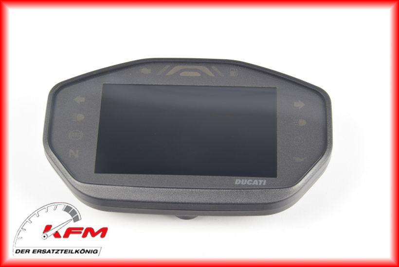 Das Bild zeigt Ducati Artikel 40611771B (c) KFM-Motorräder