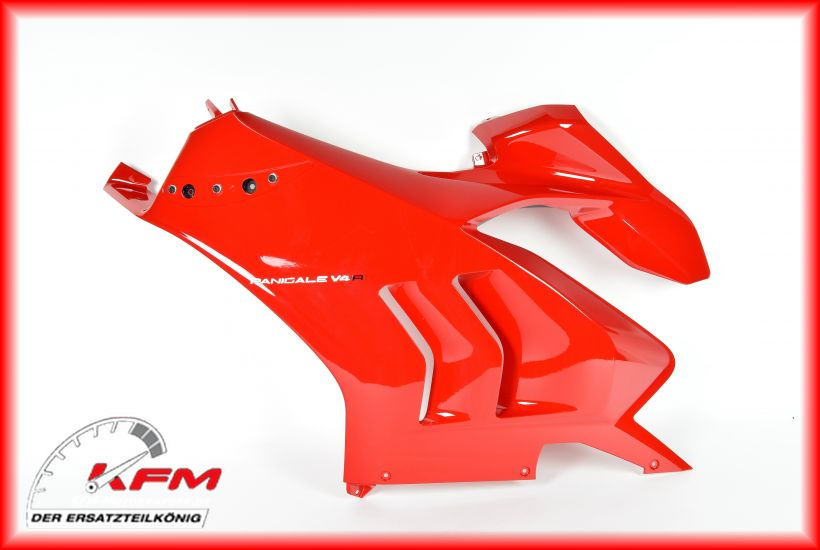2C0-2835G-02-P2 Yamaha Verkleidung Kanzel links - KFM