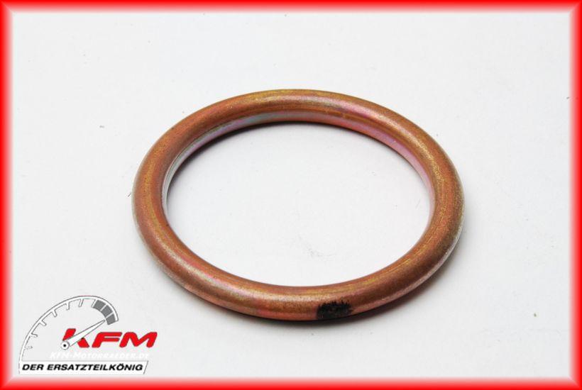 Das Bild zeigt Honda Artikel 18291-MN5-650 (c) KFM-Motorräder