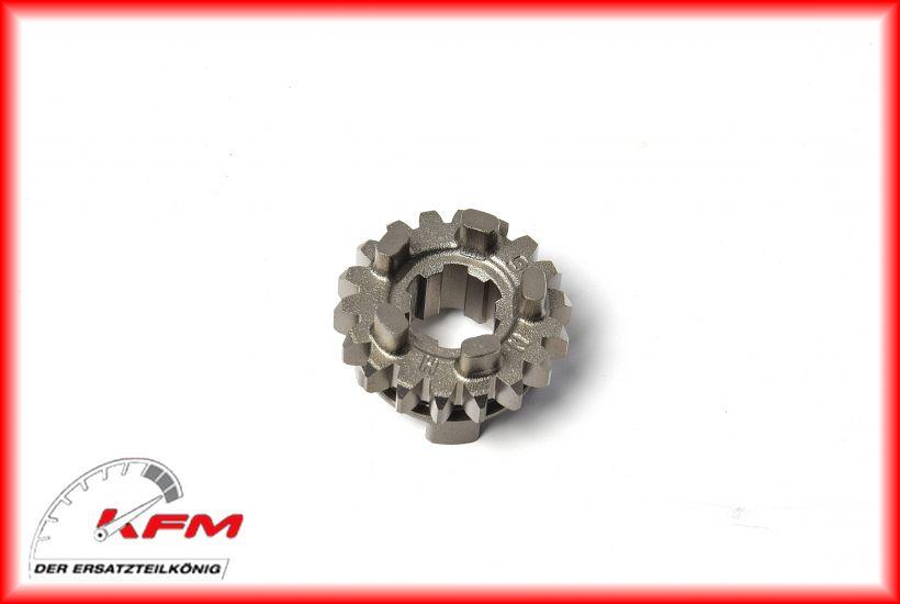 Das Bild zeigt Honda Artikel 23441-HN6-A30 (c) KFM-Motorräder
