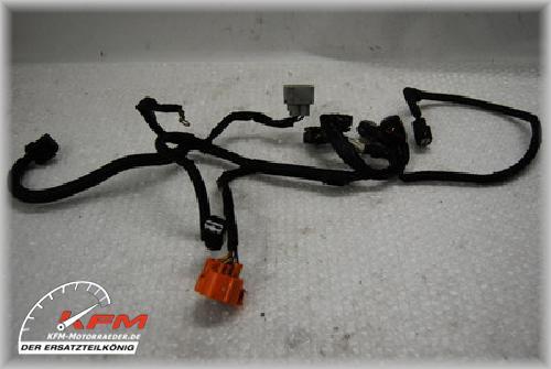 Honda CBR600 CBR 600 PC40 09 Kabelbaum wiring ABS