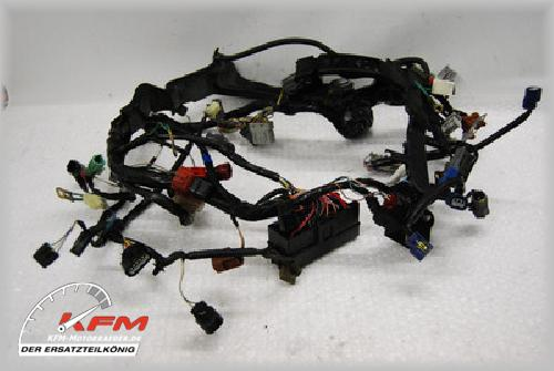 Honda CBR600 CBR 600 PC40 09-12 Kabelbaum Elektrik wiring ABS