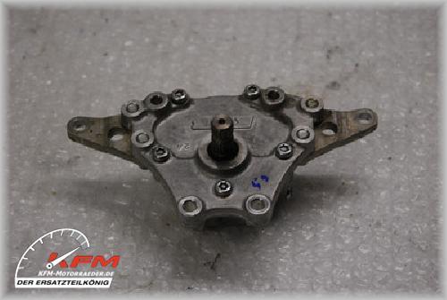 Honda CBR600RR CBR 600 RR PC40 09-11 Lenkungsdämpfer Lenker