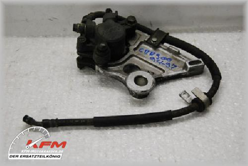 Honda CBR 900 CBR900 Bj. 94 97 Bremse Bremszange hinten