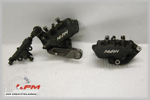 Honda CBR1100 CBR1100XX XX 99-06 Bremszangen bremse Vorne