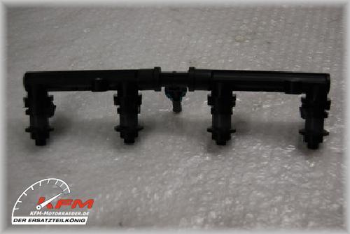 Honda CBR1000RR CBR 1000 RR SC59 08-12 Einspritzleiste Einspritzung