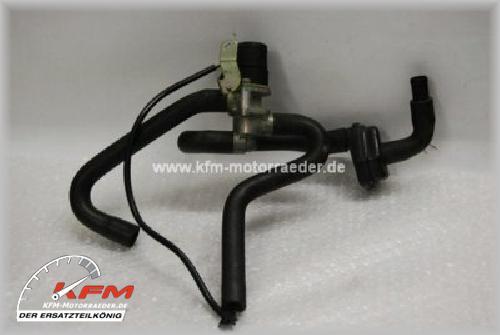 Honda CBR600F CBR 600 F 99-00 Abgasrückführung Auspuff