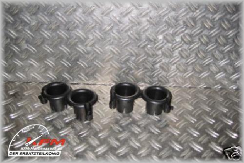 Honda CBR600 CBR 600 RR PC40 07-11 Ansaugtrichter Satz NEU