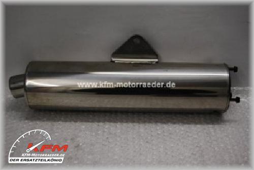 Honda CBR125 CBR 125 03-08 Auspuff Schalldämpfer