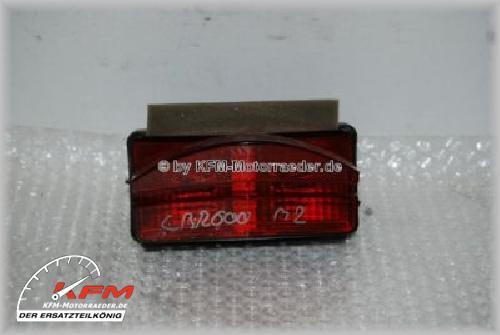 Honda CBR600 FS CBR 600 FS 01-05 Rücklicht