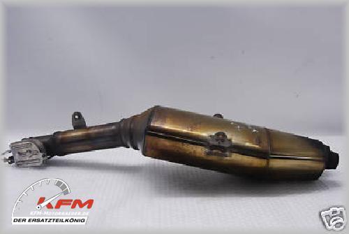 Honda CBR1000 CBR 1000 SC57 04 05 Auspuff Schalldämpfer