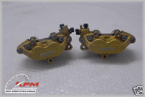 Honda CBR600 RR CBR 600RR 03 04 PC37 Bremse Bremszangen vorne