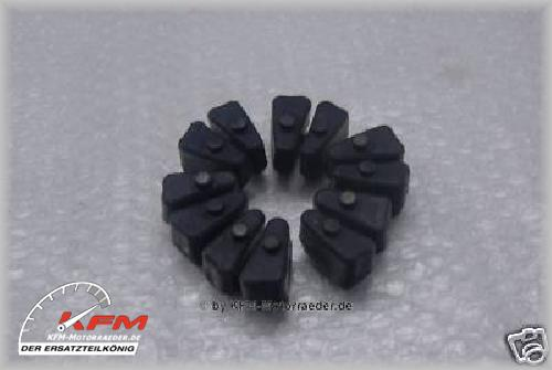 Honda CBR600RR CBR 600 PC37 03-06 Rückdämpfer Dämpfung