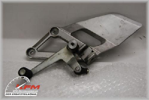 Honda CBR 600 CBR600 95 98 PC31 Fußrastenanlage Vorne Links