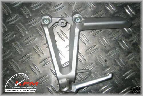Honda CBR600 CBR 600 Bj 99 - 00 Fußrastenanlage Hinten Links