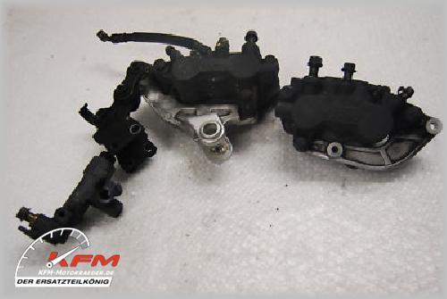 CBR1000 CBR 1000 Honda Bj 97 Bremszangen Bremse Vorne