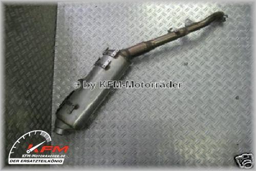 Honda XL 1000V XL1000 V Varadero Auspuff Schalldämpfer