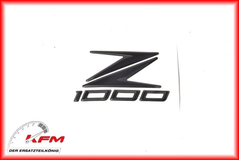 Das Bild zeigt Kawasaki Artikel 56054-1877 (c) KFM-Motorräder