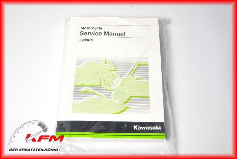 Das Bild zeigt Kawasaki Artikel 99832-0016-01 (c) KFM-Motorräder