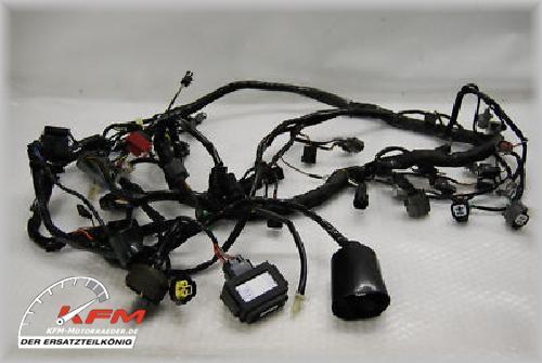 Kawasaki ZX 6R ZX6R 6 R 07 08 Kabelbaum Elektrik