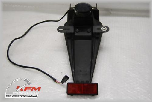 Kawasaki ZX 6R ZX6R BJ 07 08 Kennzeichenhalter Halter