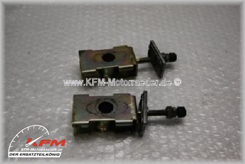 Kawasaki EL250 EL 250 88-96 Kettenspanner Kette Spanner