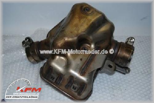 Kawasaki ZX10R ZX 10R 10 R 08-10 Auspuff Schalldämpfer