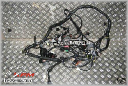 Kawasaki ZX 6R ZX6R BJ 07 08 Kabelbaum Neu