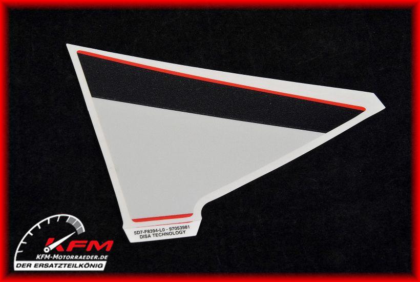 Das Bild zeigt Yamaha Artikel 5D7-F8394-L0-00 (c) KFM-Motorräder